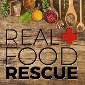 Real Food Rescue Logo